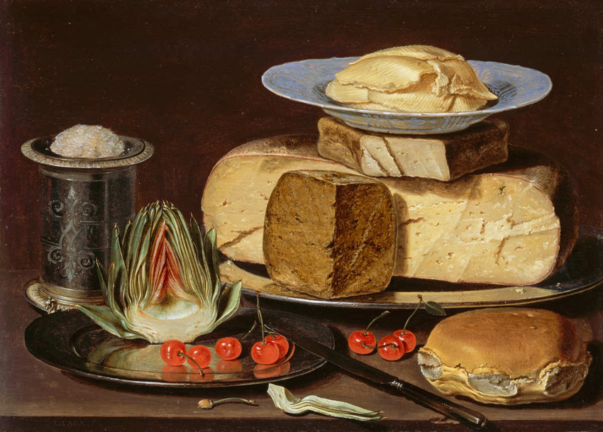 Clara Peeters, Stillleben1625_web